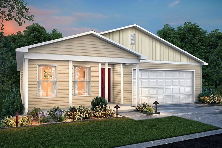 Exterior featured in the 1402 By Century Complete in Cedar Rapids, IA
