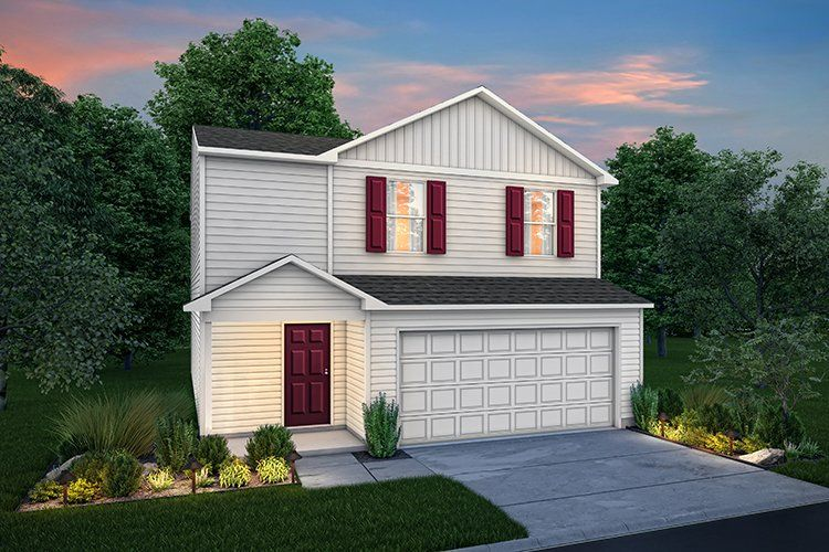 Exterior featured in the 1602 By Century Complete in Cedar Rapids, IA