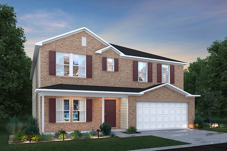 Exterior featured in the 3302 By Century Complete in Florence, SC