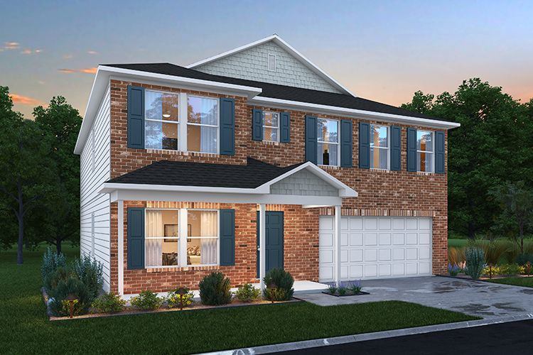 Exterior featured in the 2702 By Century Complete in Florence, SC