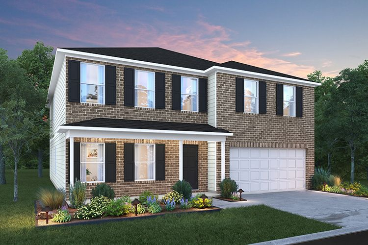 Exterior featured in the 3002 By Century Complete in Florence, SC