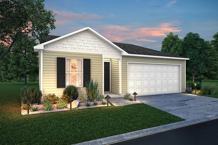 Exterior featured in the 1202 By Century Complete in Florence, SC