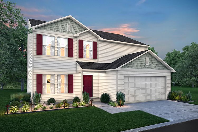 Exterior featured in the 2202 By Century Complete in Waterloo-Cedar Falls, IA
