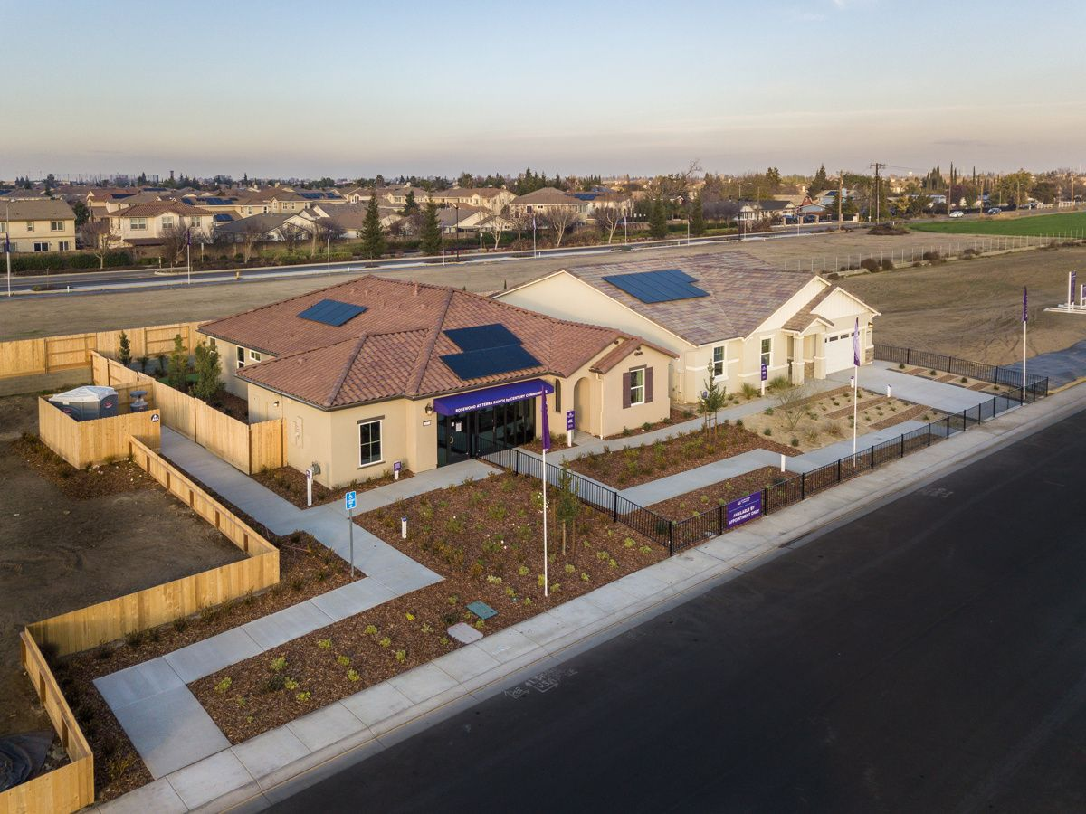 'Rosewood at Terra Ranch' by Century Communities of Central California Metro in Stockton-Lodi