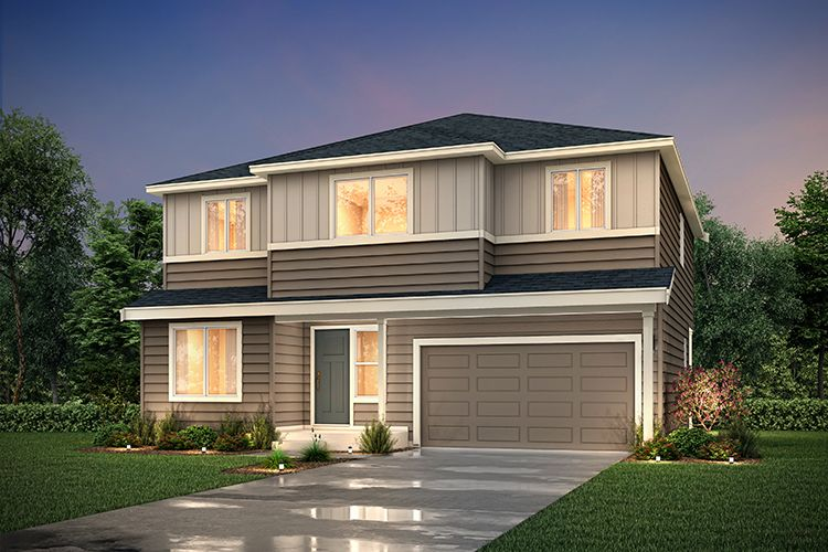 Exterior featured in The Warren By Century Communities in Olympia, WA