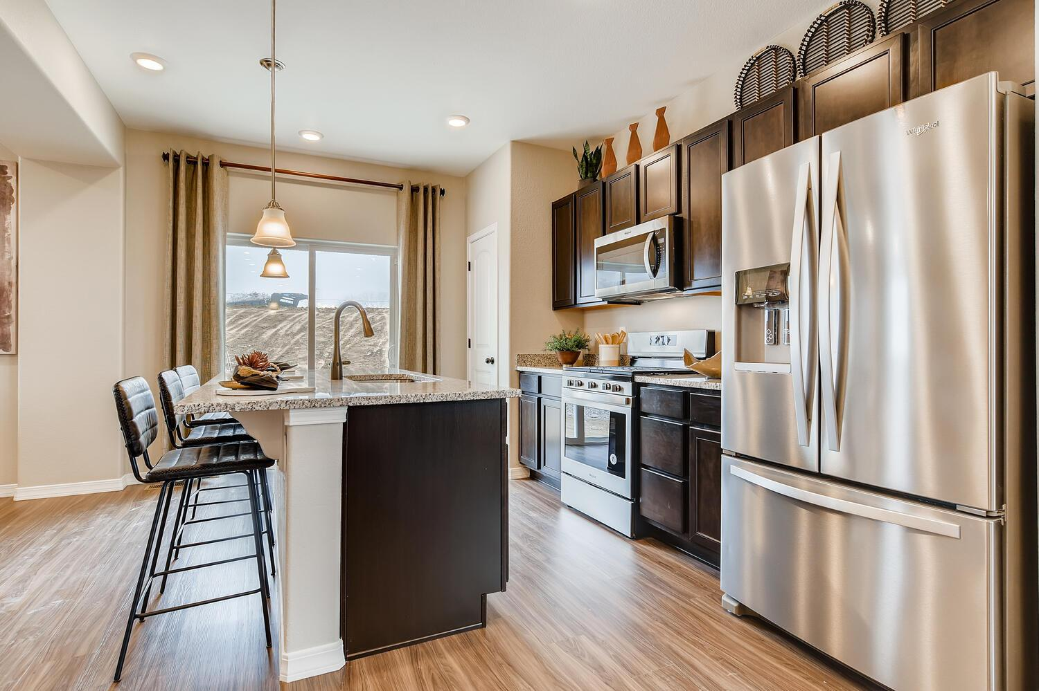 Kitchen featured in the Platinum (Residence 29204) By Century Communities in Colorado Springs, CO