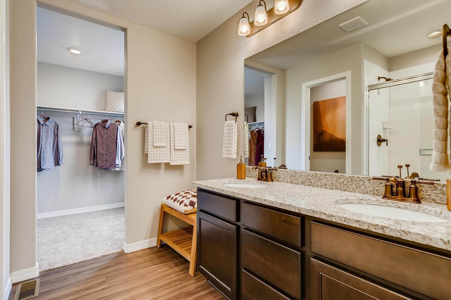 Bathroom featured in the Platinum (Residence 29204) By Century Communities in Colorado Springs, CO