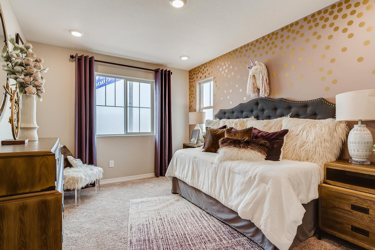 Bedroom featured in the Platinum (Residence 29204) By Century Communities in Colorado Springs, CO