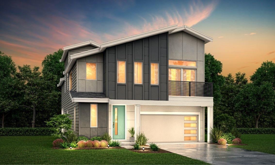 Exterior featured in The Radley By Century Communities in Seattle-Bellevue, WA