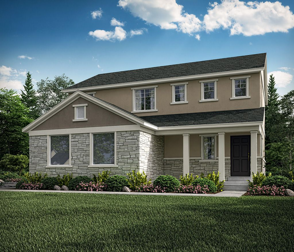 Exterior featured in the Jordanelle By Century Communities in Provo-Orem, UT