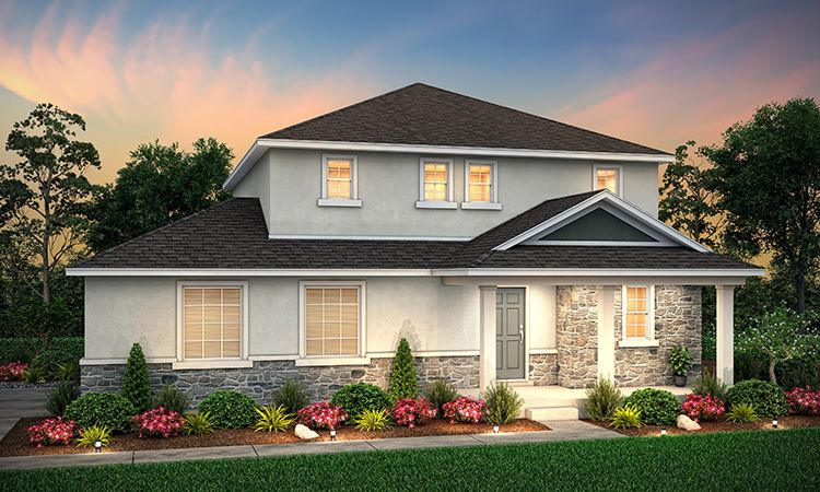 Exterior featured in the Uinta By Century Communities in Provo-Orem, UT