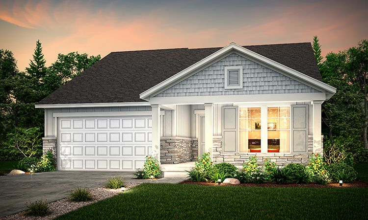 Exterior featured in the Pineview By Century Communities in Salt Lake City-Ogden, UT