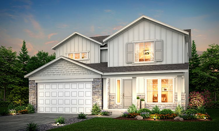 Exterior featured in the Palisade By Century Communities in Salt Lake City-Ogden, UT