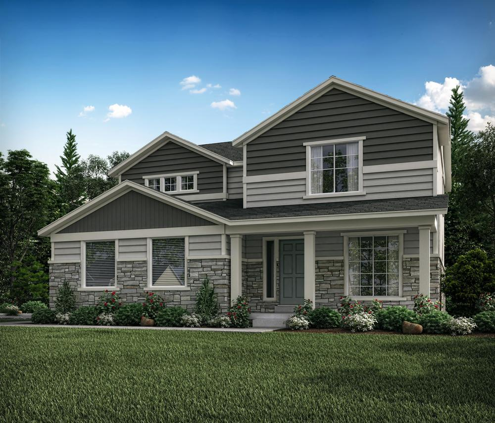 Exterior featured in the Palisade By Century Communities in Provo-Orem, UT