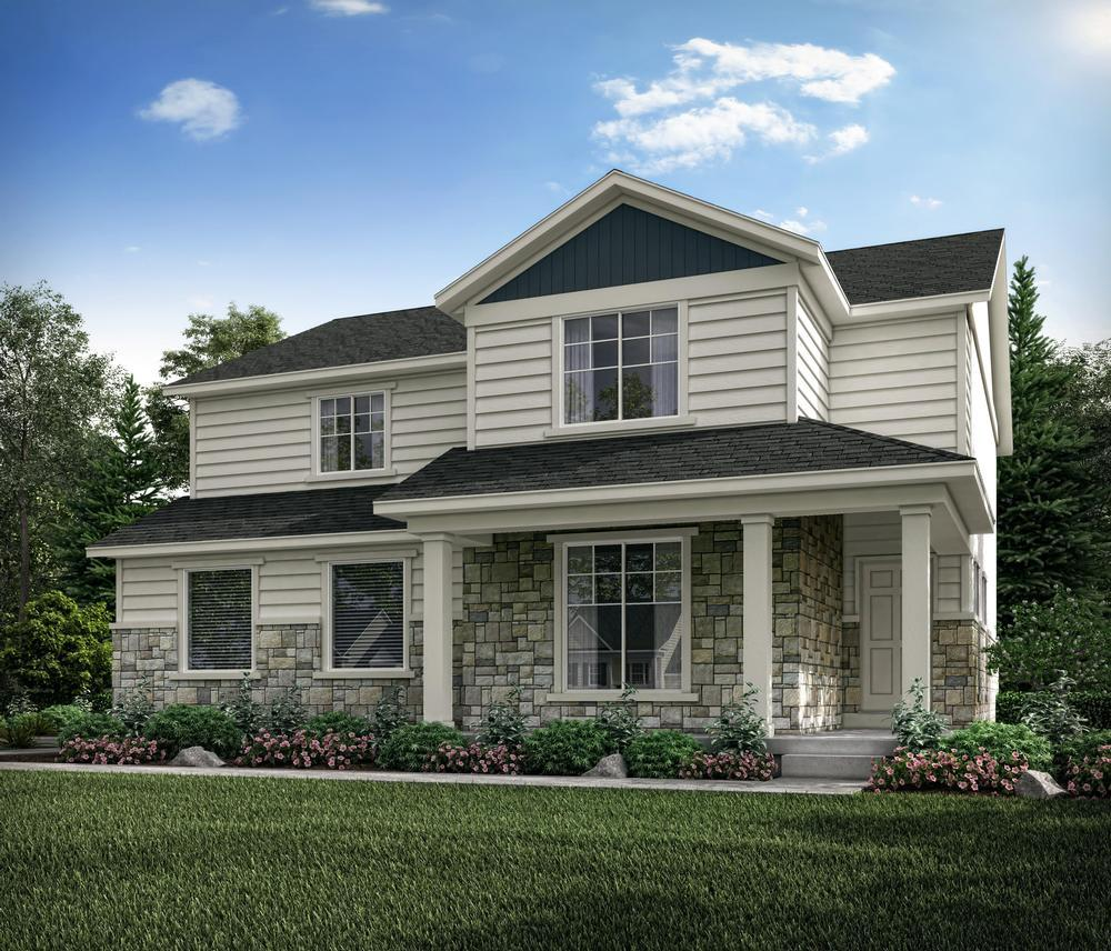 Exterior featured in the Powell By Century Communities in Provo-Orem, UT