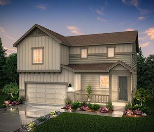 The Frisco (Residence 39204) - Stonebridge at Meridian Ranch: Peyton, Colorado - Century Communities