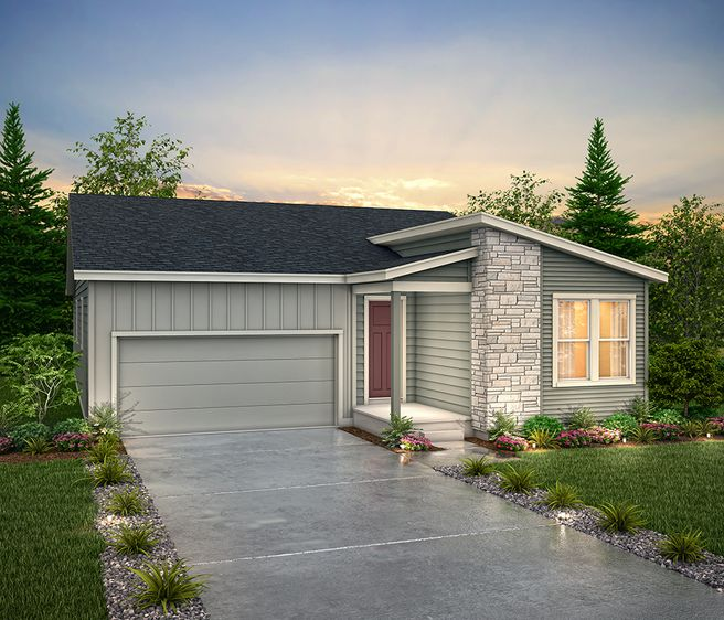 The Telluride (Residence 39103) - Enclave