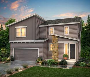 The Frisco (Residence 39204) - Enclave - The Enclave at Stonebridge at Meridian Ranch: Falcon, Colorado - Century Communities