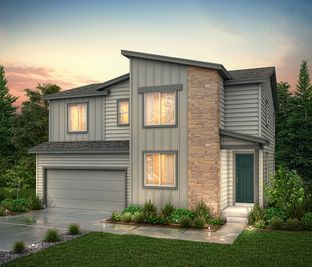 The Silverthorne (Residence 39206) - Enclave - The Enclave at Stonebridge at Meridian Ranch: Falcon, Colorado - Century Communities