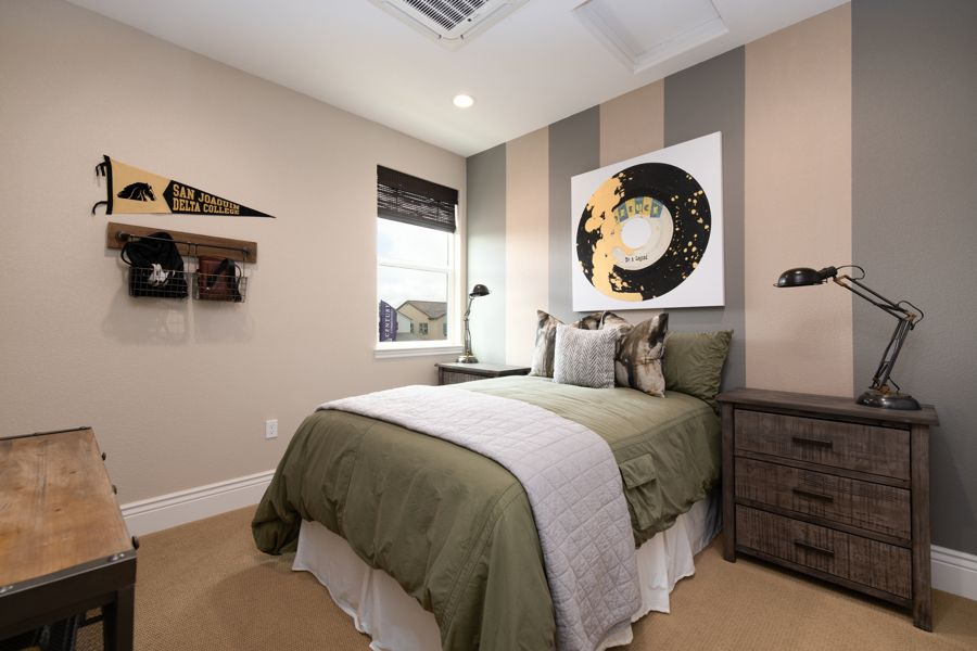 Bedroom featured in The Baylor By Century Communities in Stockton-Lodi, CA