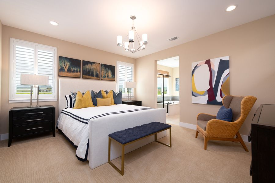 Bedroom featured in The Lafayette By Century Communities in Stockton-Lodi, CA