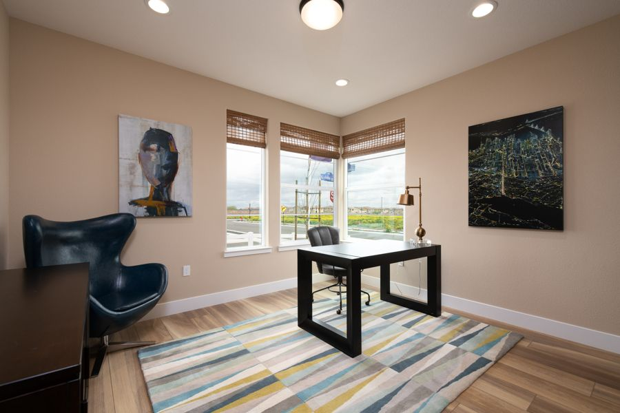 Living Area featured in The Lafayette By Century Communities in Stockton-Lodi, CA