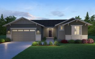 Beckham - Eagles Bluff and Woodland Cove at Jubilee: Lacey, Washington - Century Communities