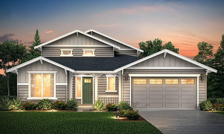 Exterior featured in the MacLaine By Century Communities in Olympia, WA