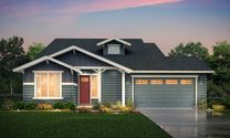 Eagles Bluff and Woodland Cove at Jubilee by Century Communities in Olympia Washington