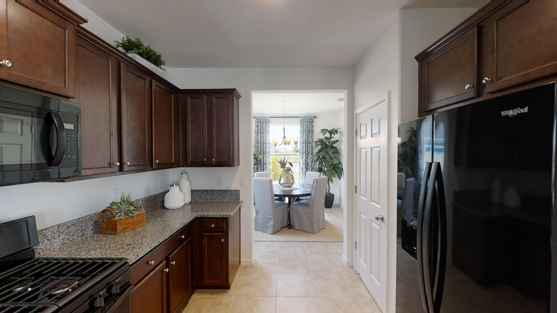 Kitchen featured in the Ballad By Century Communities in Fresno, CA