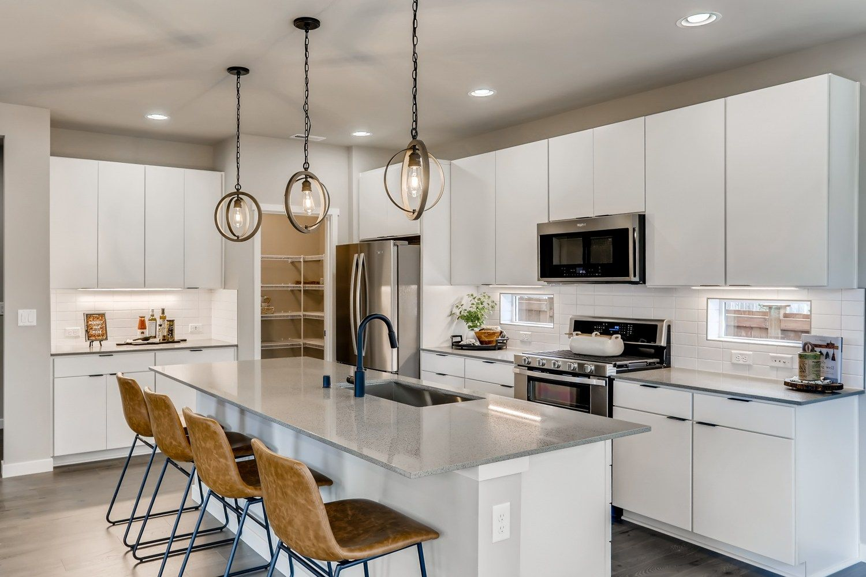 Kitchen featured in The Radley By Century Communities in Seattle-Bellevue, WA