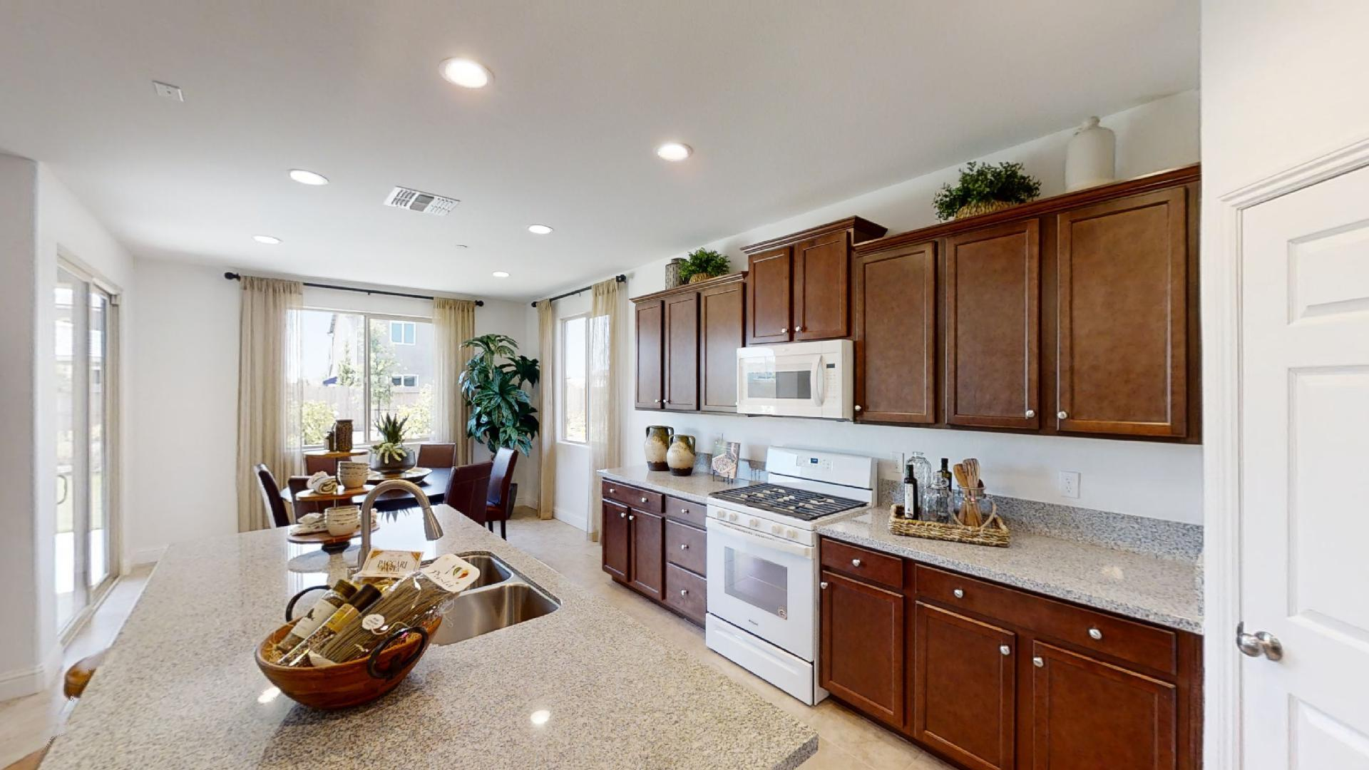 Kitchen featured in the Sage By Century Communities in Fresno, CA