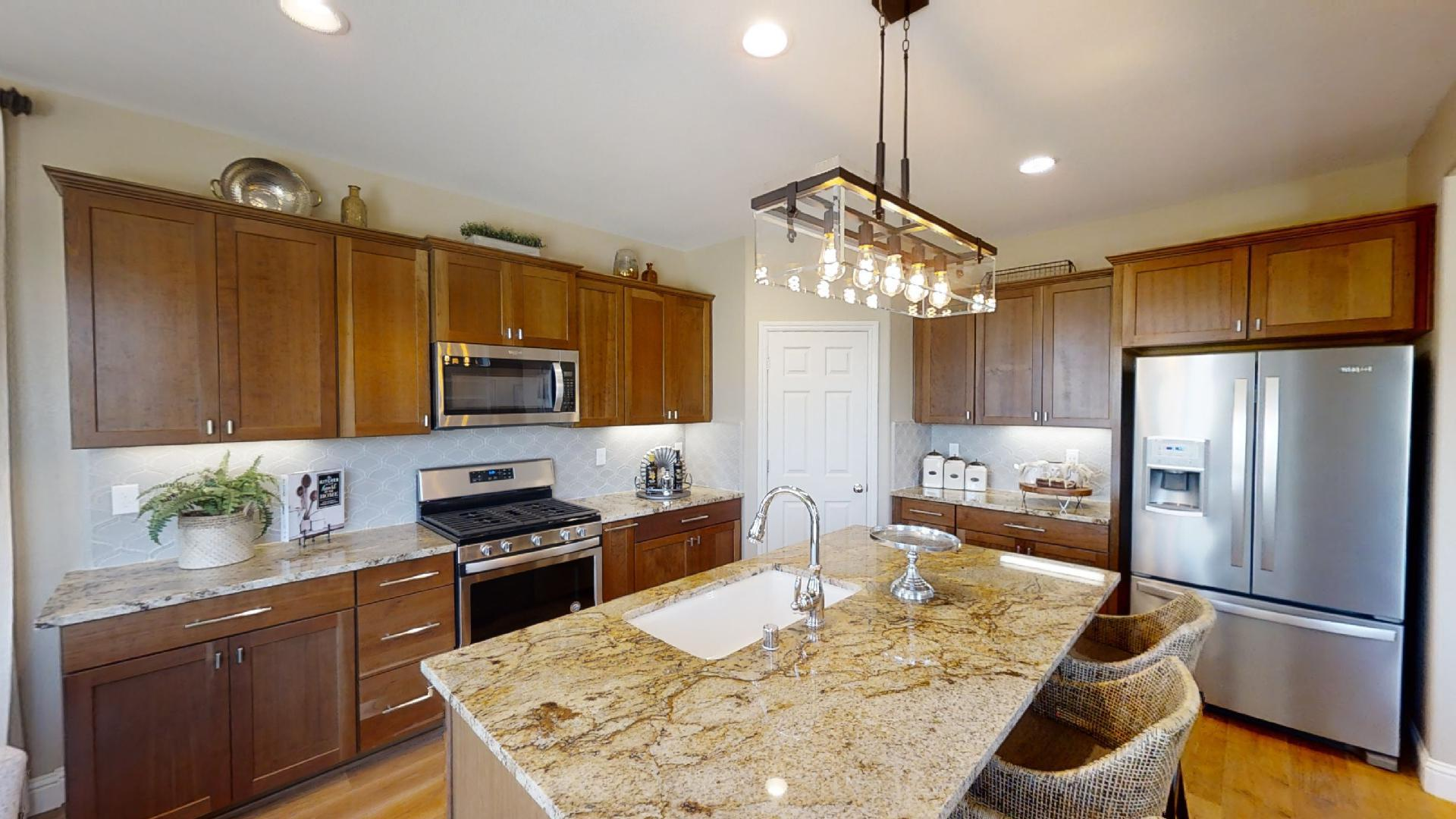 Kitchen featured in the Sonnet By Century Communities in Fresno, CA