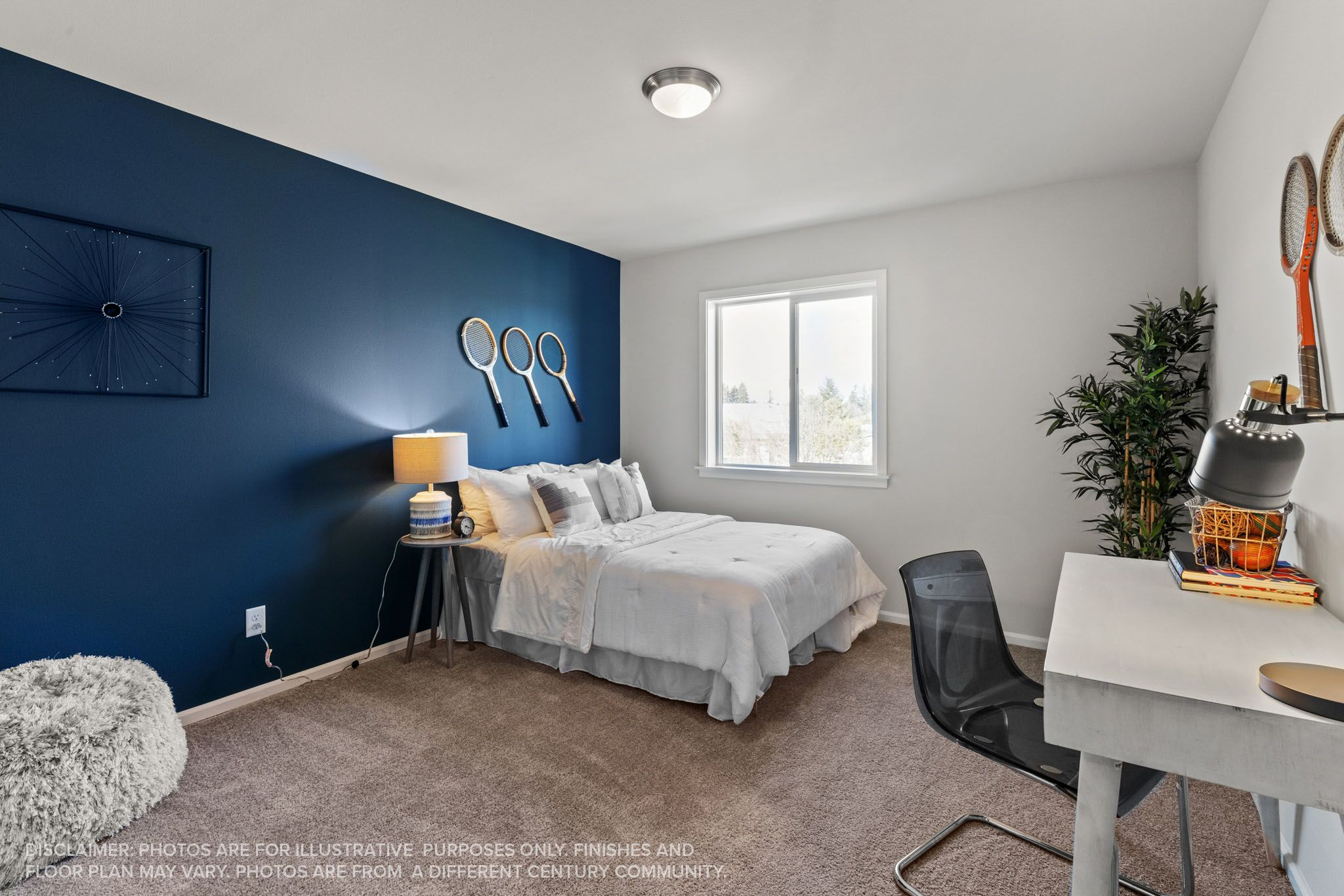 Bedroom featured in the Rose By Century Communities in Olympia, WA