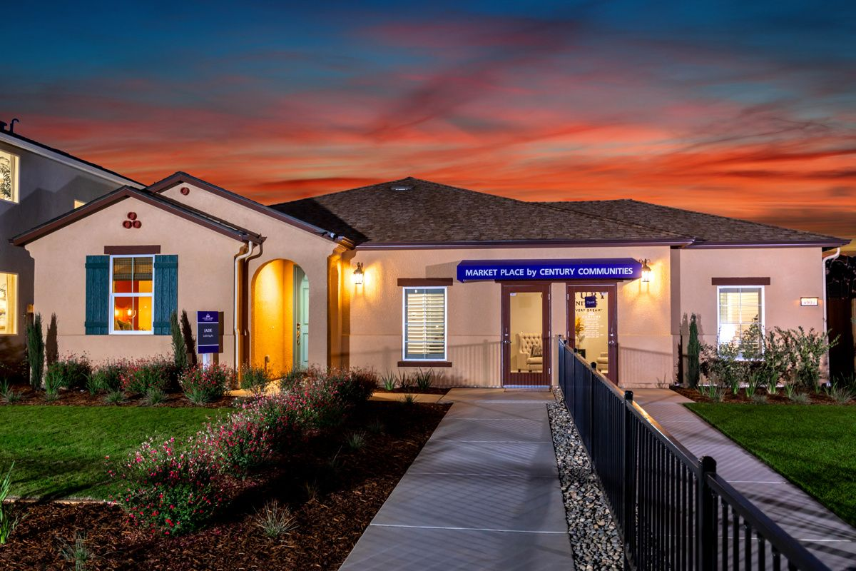 'Market Place' by Century Communities of Central California Metro in Fresno