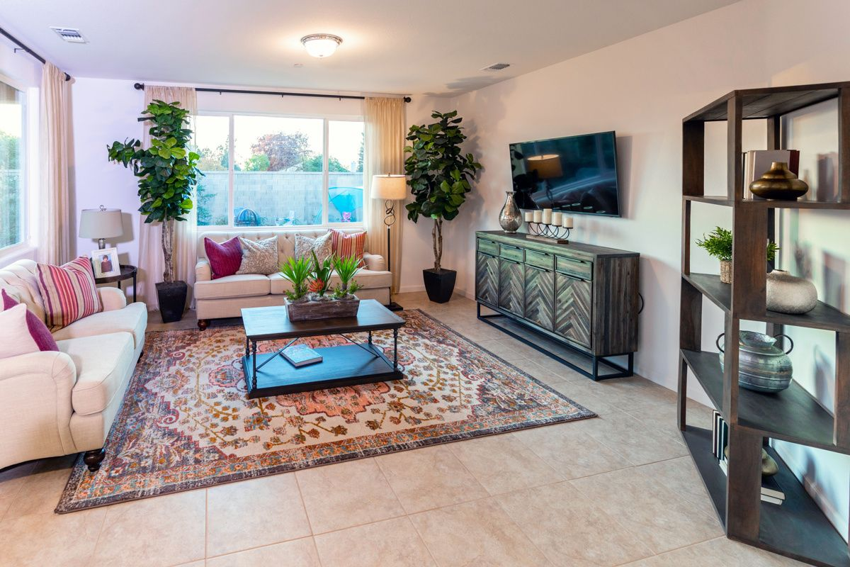 Living Area featured in the Jade By Century Communities in Fresno, CA