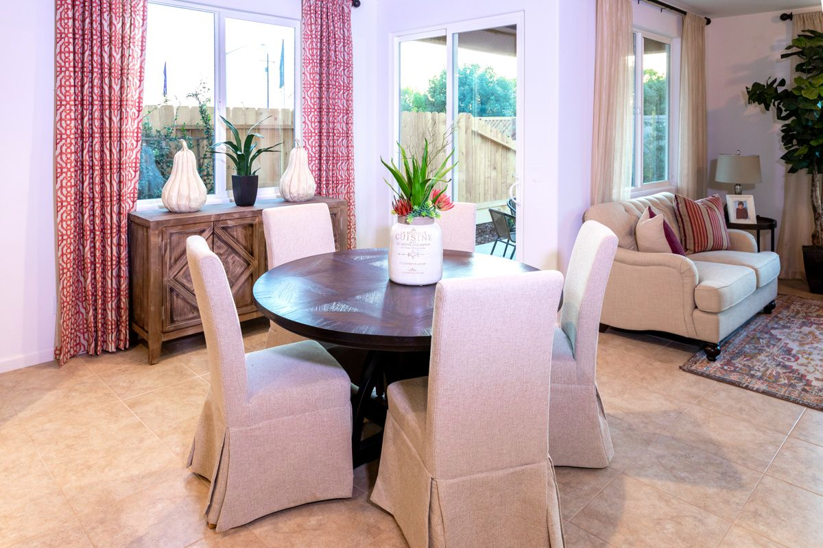 Kitchen featured in the Jade By Century Communities in Fresno, CA