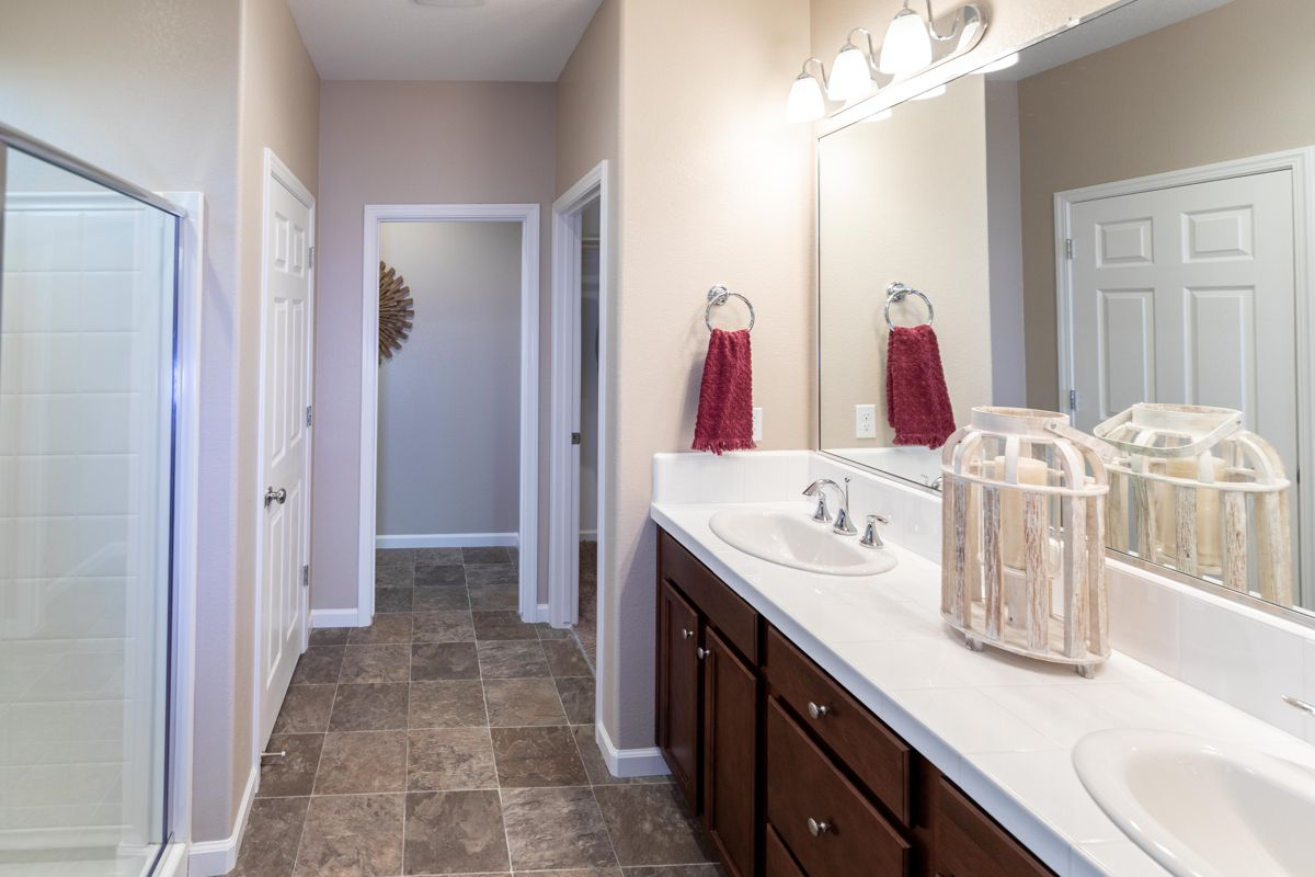 Bathroom featured in the Jade By Century Communities in Fresno, CA
