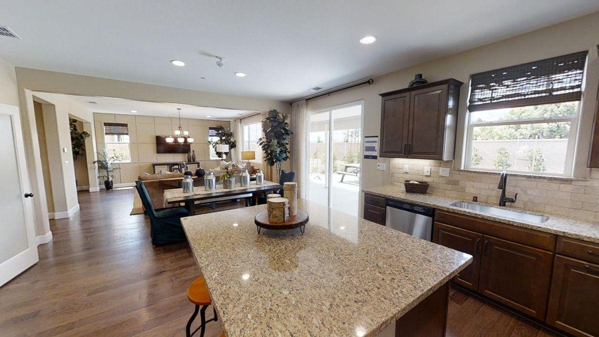Kitchen featured in the Saffron By Century Communities in Fresno, CA