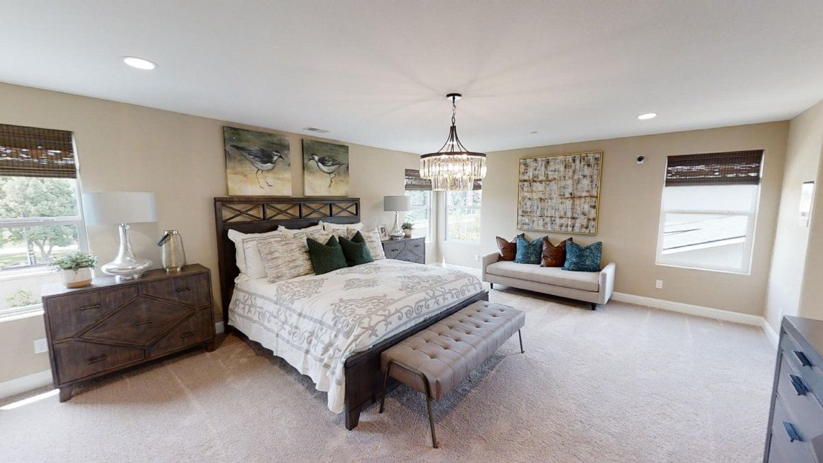 Bedroom featured in the Saffron By Century Communities in Fresno, CA