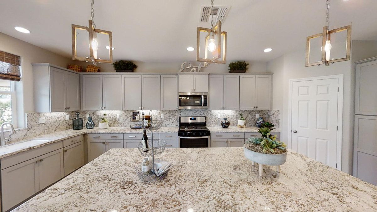 Kitchen featured in the Willow By Century Communities in Fresno, CA