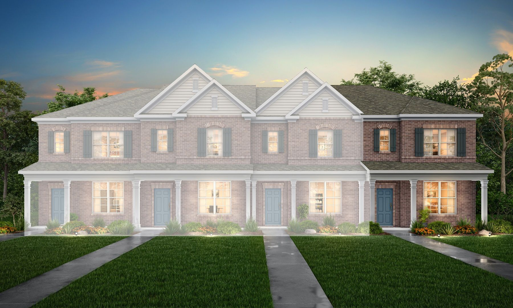 Exterior featured in the Harpeth By Century Communities in Nashville, TN