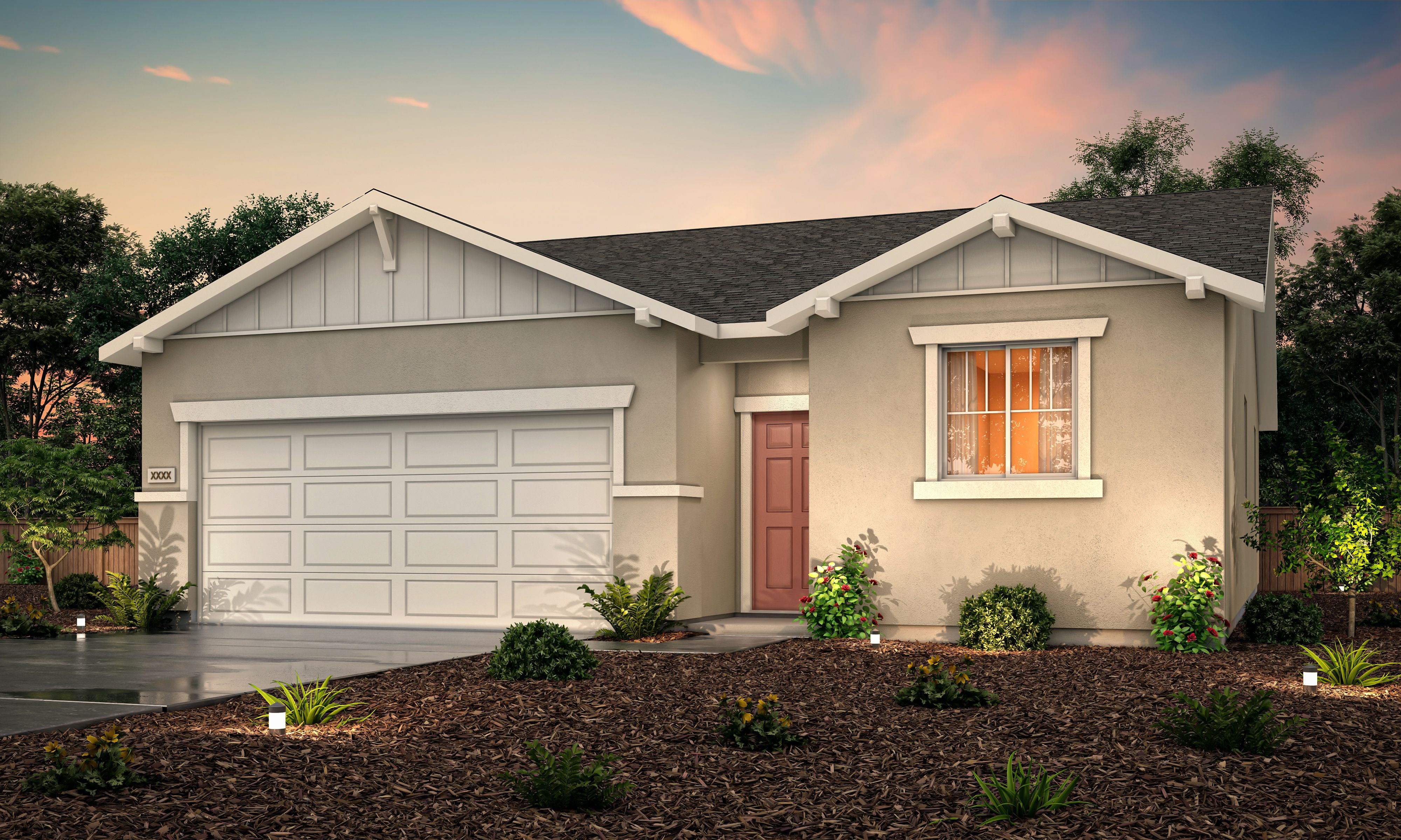 Exterior featured in the Topaz By Century Communities in Merced, CA