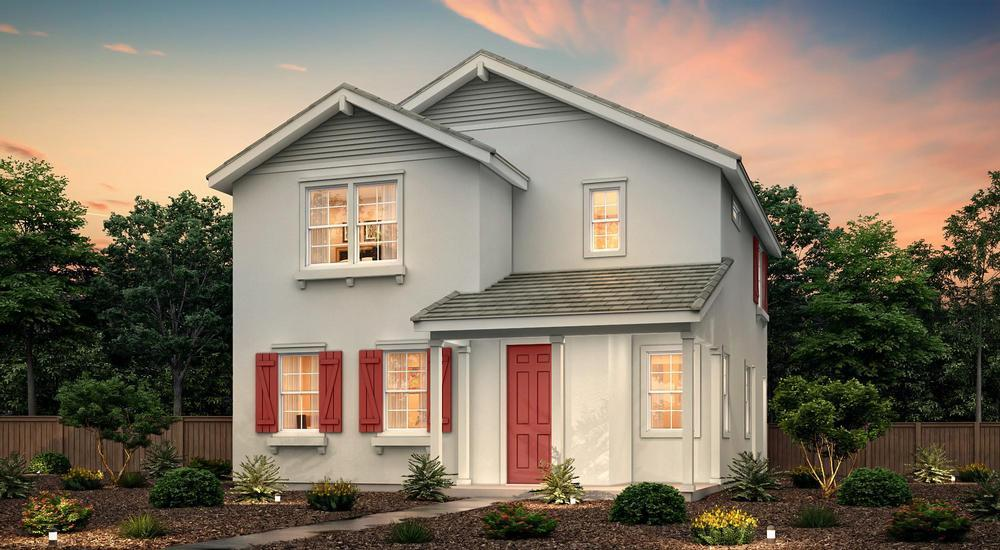 Exterior featured in The Rochester By Century Communities in Stockton-Lodi, CA