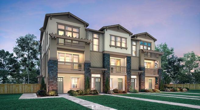 166 Carson Falls Terrace (The Penthouse II)