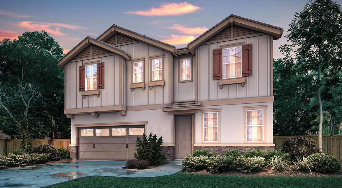 Exterior featured in The Lombard By Century Communities in Oakland-Alameda, CA