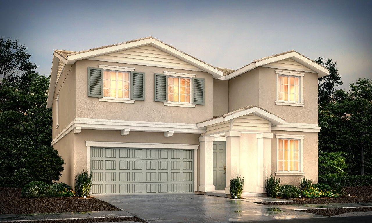 Exterior featured in the Plan 4 By Century Communities in Riverside-San Bernardino, CA
