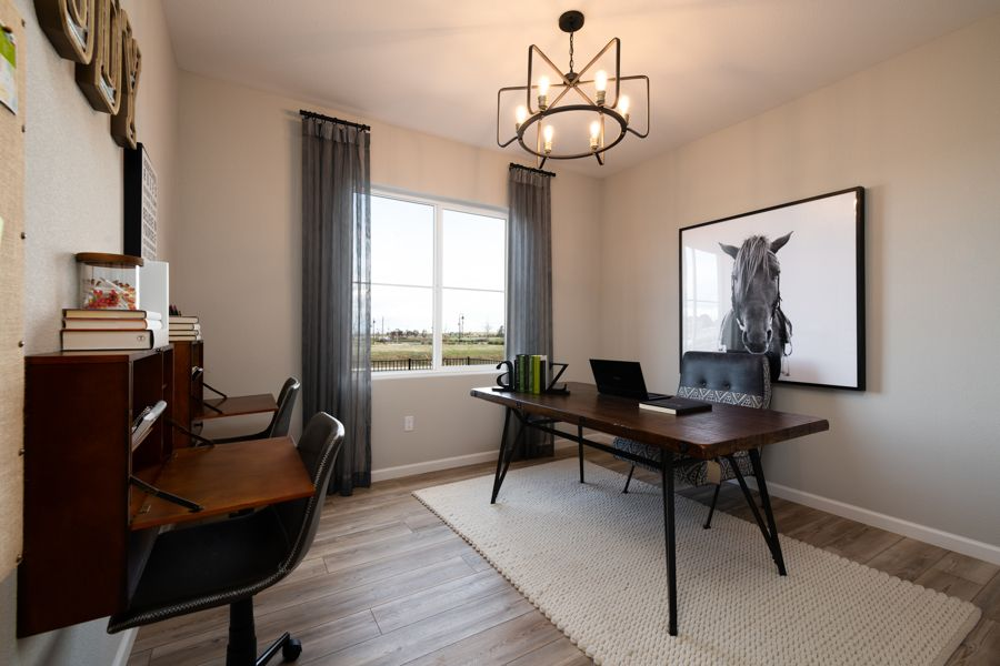 Living Area featured in the Lily By Century Communities in Oakland-Alameda, CA