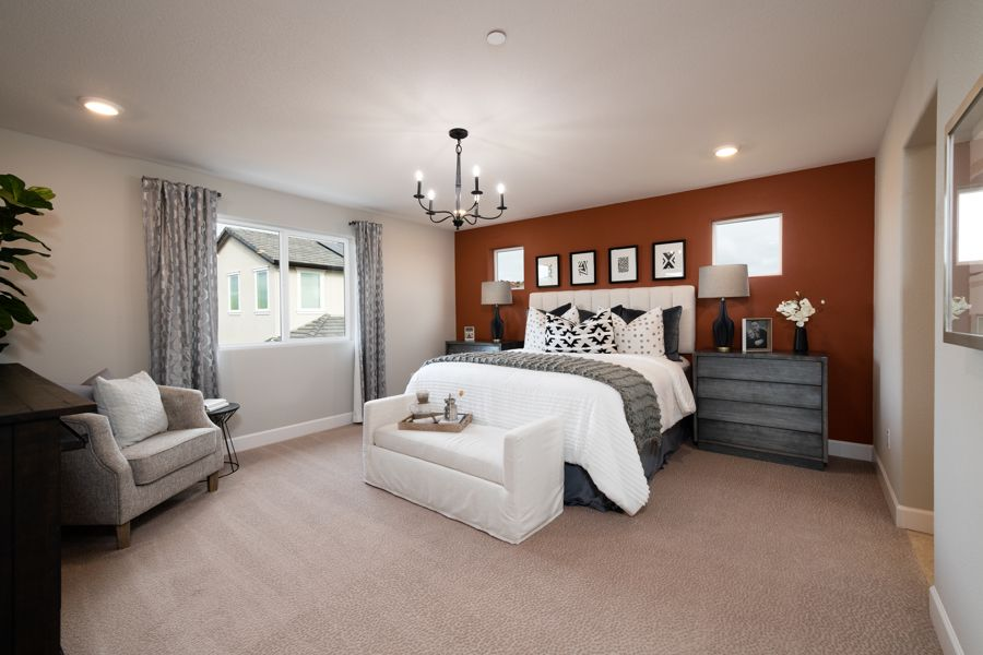 Bedroom featured in the Rose By Century Communities in Oakland-Alameda, CA