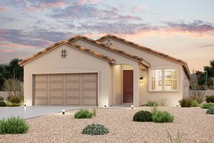 Residence 1706 - North Copper Canyon - The Grove Collection: Surprise, Arizona - Century Communities